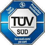 GEV 1610 1 paar  skidrager kunststof universeel _