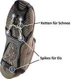 Schoensneeuwketting Ottinger Yeti met instructie