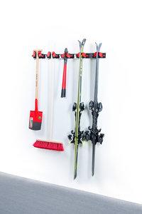 FLIP-CLIP ski - snowboard ophangsysteem 5 delig